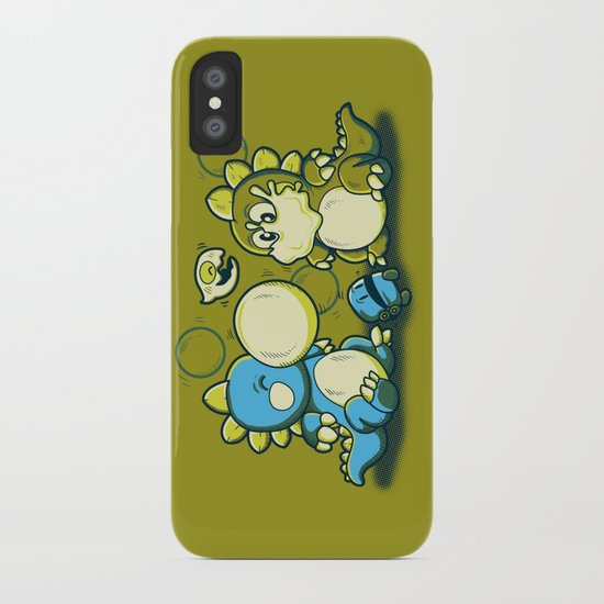 BUBBLE JOKE iPhone Case