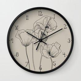 V. Resurface Wall Clock