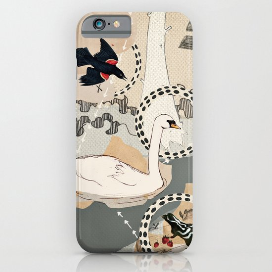 shadows over maplewood iPhone & iPod Case