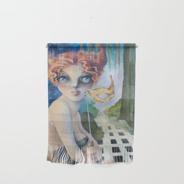 The Masquerade, Lucia Wall Hanging