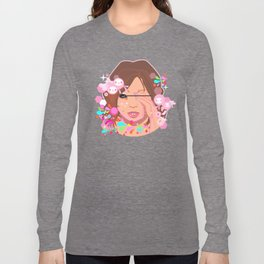Cute Happy Place  Long Sleeve T-shirt