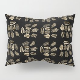 Pattern with branches Pillow Sham