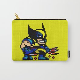 Wolvey Pixels Carry-All Pouch