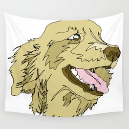 Golden Days Wall Tapestry