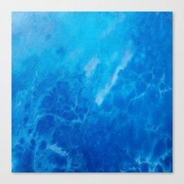 Ocean Reflections Canvas Print