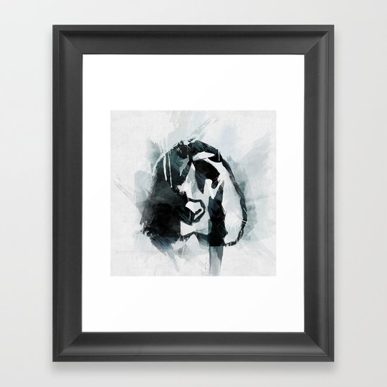 Spaniel Framed Art Print
