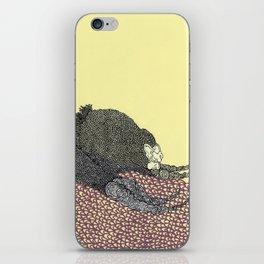 Mole iPhone Skin