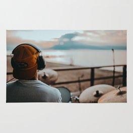 Drummer Rug