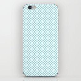 Island Paradise Polka Dots iPhone Skin