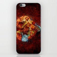 Liebesphasen ! iPhone & iPod Skin