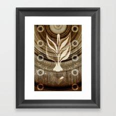 Global Framed Art Print