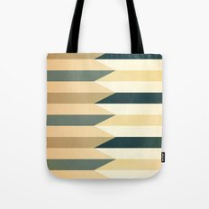 Pencil Clash I Tote Bag