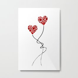 Romantic Art - You Are The One - Sharon Cummings  Metal Print