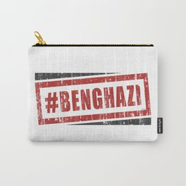 Benghazi Carry-All Pouch