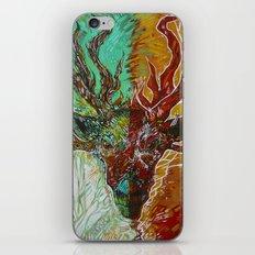 Forest Sage iPhone Skin