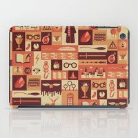 pixar iPad Cases featuring Accio Items by Risa Rodil