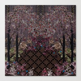 Folklore Forest Canvas Print