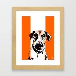 The Rustler Framed Art Print