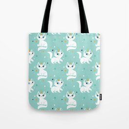 Magical Unicats! Tote Bag