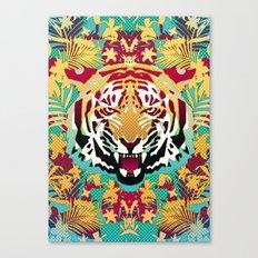 Tiger 2 Canvas Print