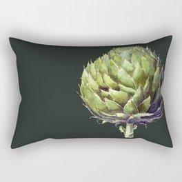 Arthur the artichoke Rectangular Pillow