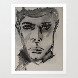 Chadford Art Print