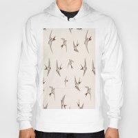 birdy Hoodies featuring birdy by LA creation