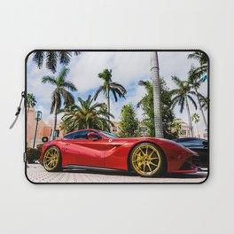 F12 Paradise Laptop Sleeve