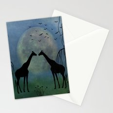 By Moonlight Stationery Cards