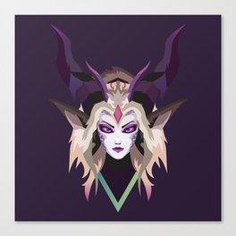 Dragon Sorceress Zyra #2 [League of Legends] Canvas Print