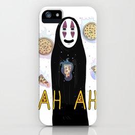 Pizzah ah iPhone Case