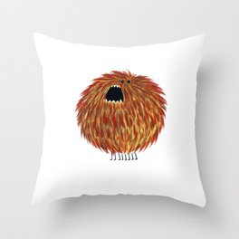 Poofy Chewbacca Throw Pillow