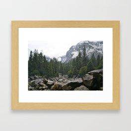Fresh. Framed Art Print