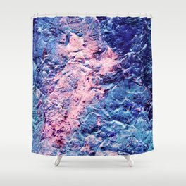 Kingdom of Ice Shower Curtain
