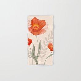 Summer Flowers II Hand & Bath Towel