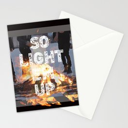 Fall Out Boy Stationery Cards