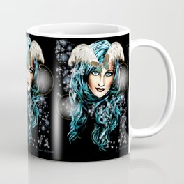 The Elementals - Lintu, Empress of Flight Coffee Mug
