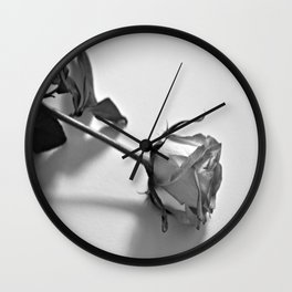 In the past Wall Clock