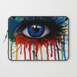 See My Soul Laptop Sleeve
