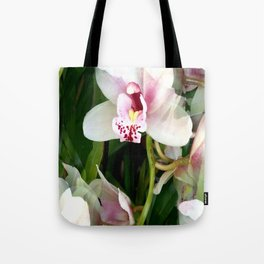The Gift of an Orchid Tote Bag