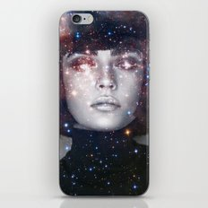 Shes a witch girl iPhone & iPod Skin