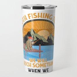 Sloth Fishing, Sloth Fishing Team Travel Mug