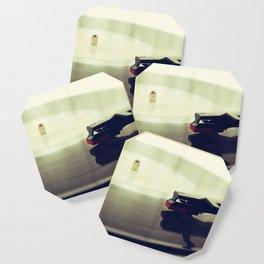 Record player Coaster