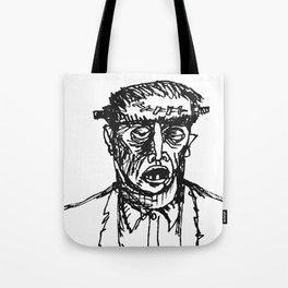 Fwankenstime's Monster Tote Bag