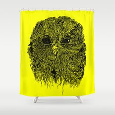 ZEUS Shower Curtain