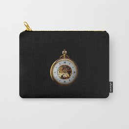 vintage clock_24 Carry-All Pouch