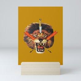 rage Mini Art Print
