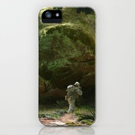 Grotte iPhone Case