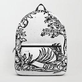FOECVNDIS DIFFVNDITVR RAMIS 1725 Backpack