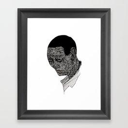 multiculturalism. Framed Art Print